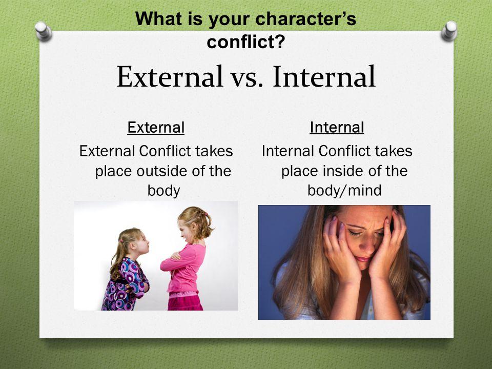 External vs.