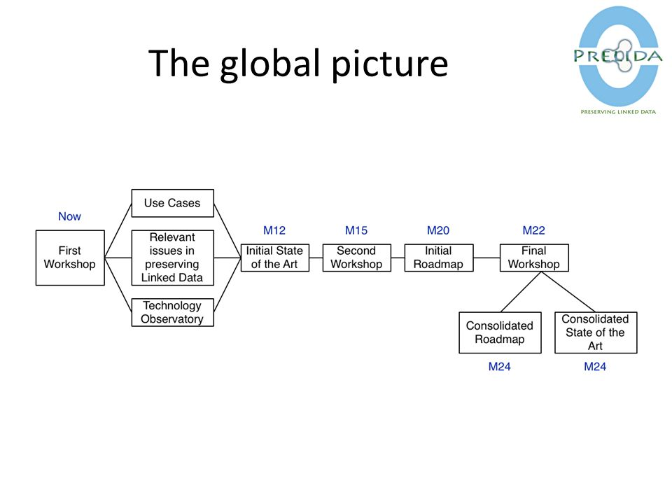 The global picture