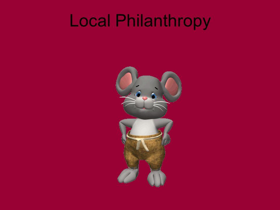 Local Philanthropy