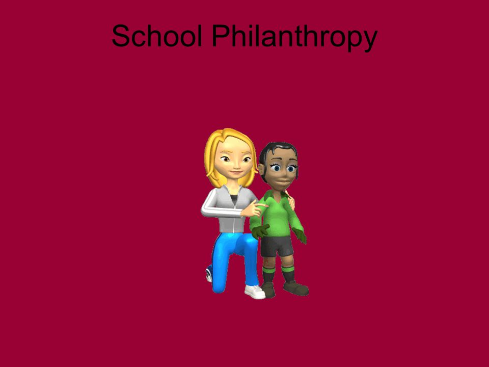 School Philanthropy