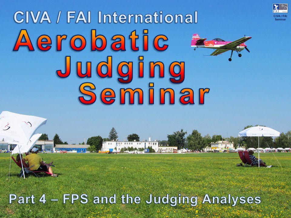 CIVA / FAI Seminar CIVA / FAI Seminar CIVA / FAI Seminar CIVA / FAI Seminar