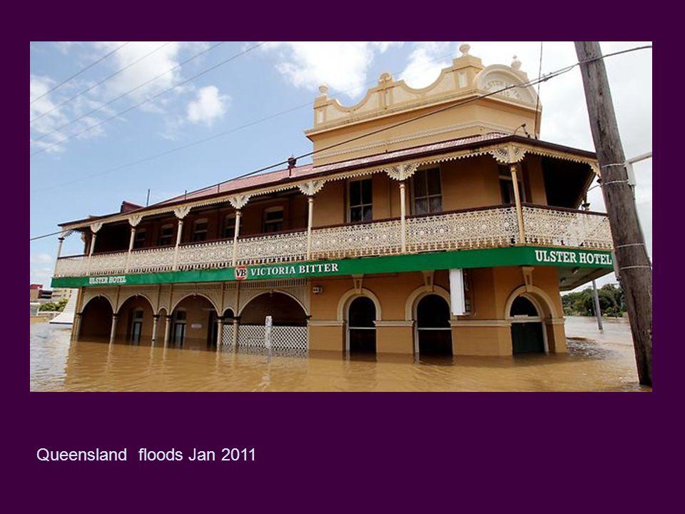 Queensland floods Jan 2011