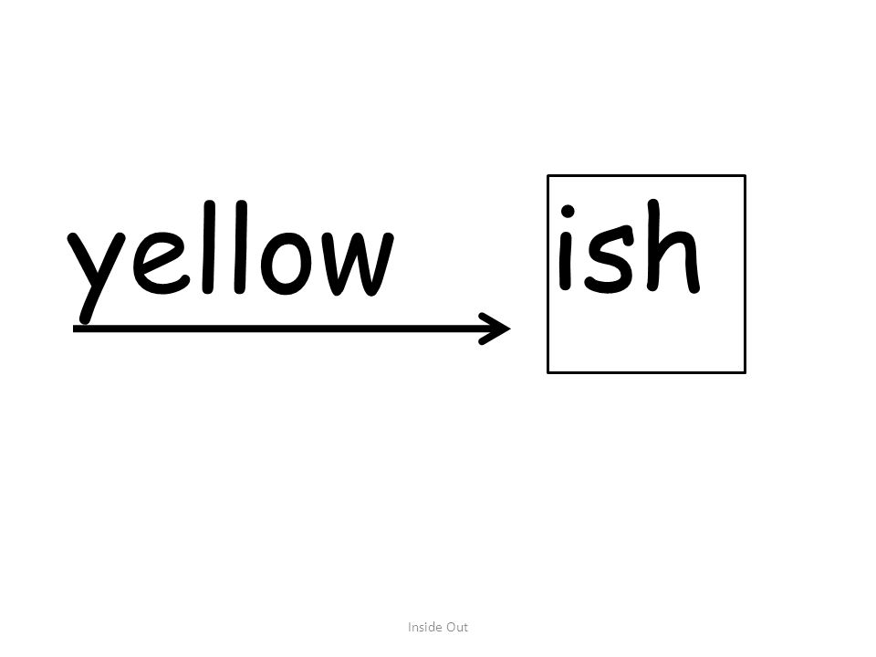 ish yellow Inside Out