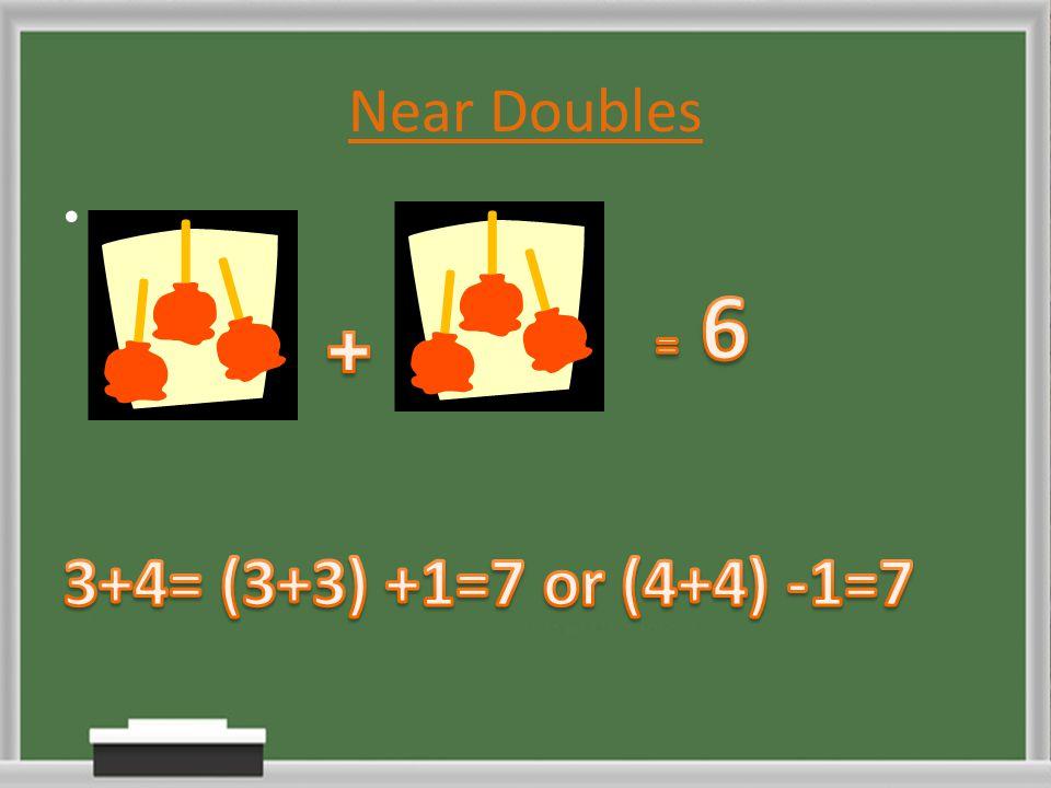 Near Doubles