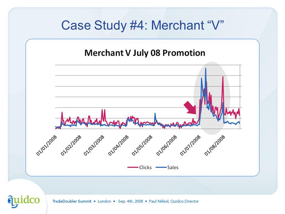 Case Study #4: Merchant V