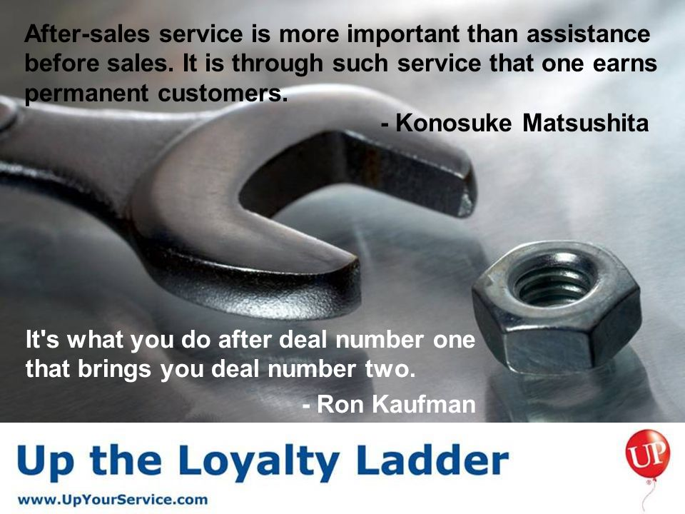 Always do more than required. Your customers will benefit.