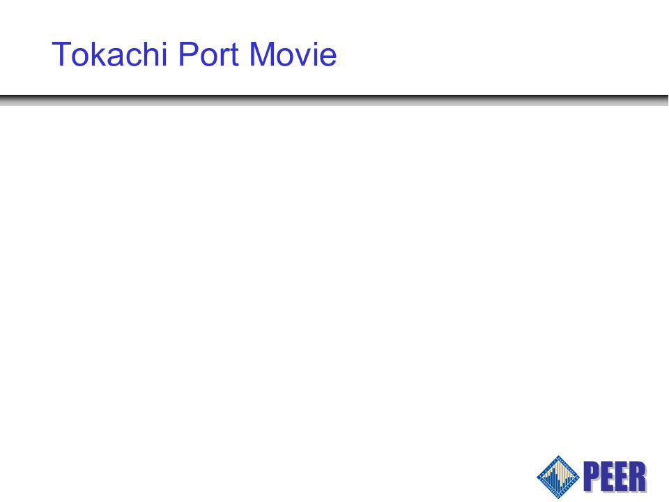 Tokachi Port Movie 85% Dr =.7H.3H 4m 8m 12m 16m 20m 70%H 30%H