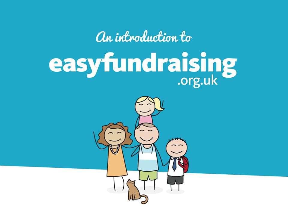 Introduction to easyfundraising.org.uk