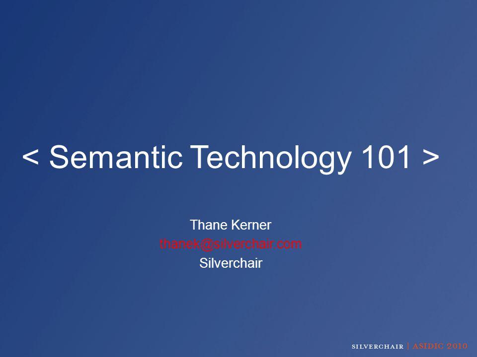 Thane Kerner thanek@silverchair.com Silverchair