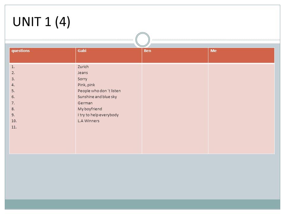 questionsGabiBenMe 1. 2. 3. 4. 5. 6. 7. 8. 9.