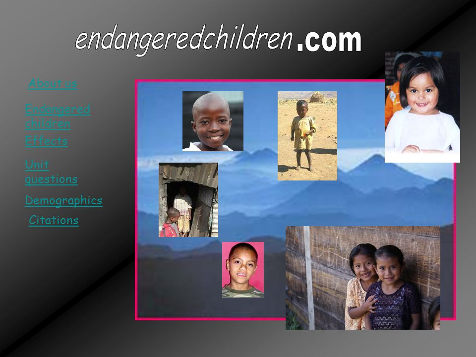 About us The creators of this site (Joseph Ayers and Vicram Rajagopalan) are wanting to help orphaned children in Guatemala.