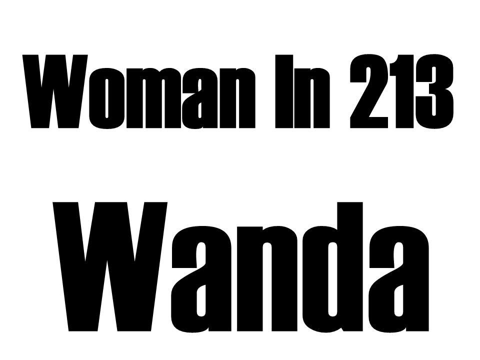 Woman In 213 Wanda