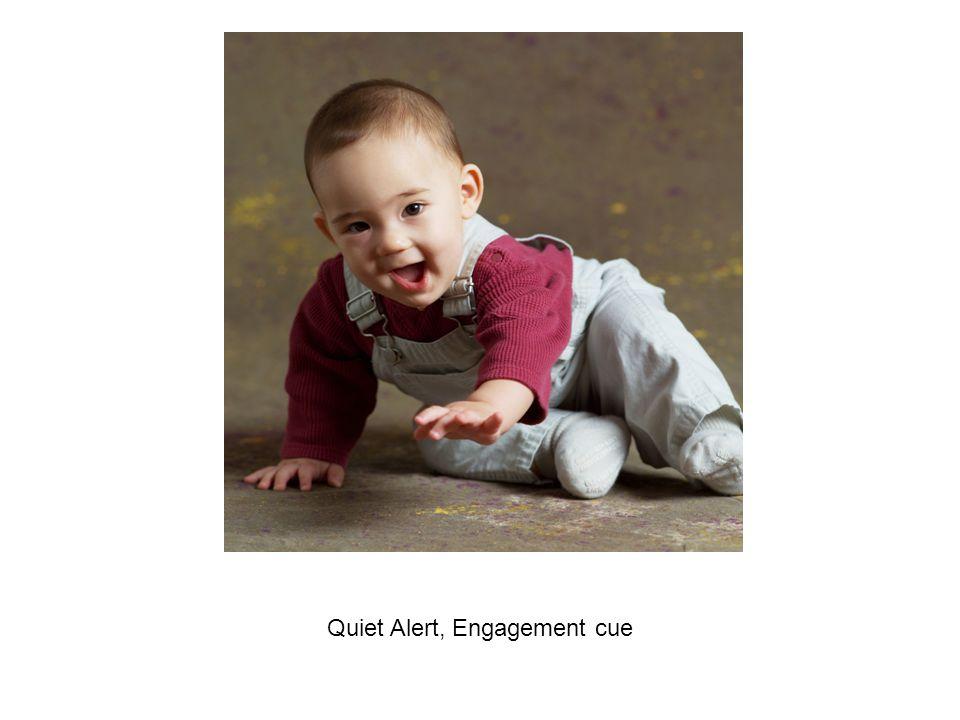 Quiet Alert, Engagement cue