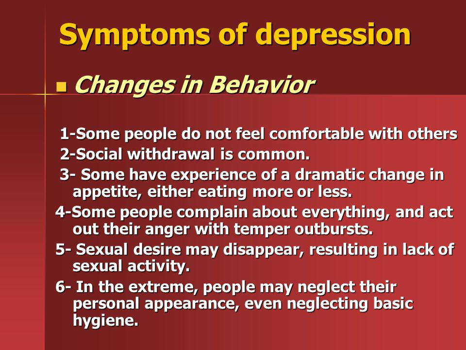 Changes in Behavior Changes in Behavior 1-Some people do not feel comfortable with others 1-Some people do not feel comfortable with others 2-Social w