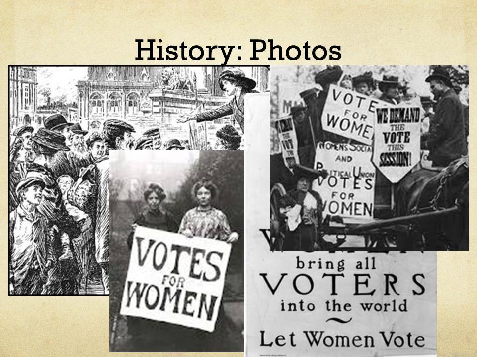 History: Photos