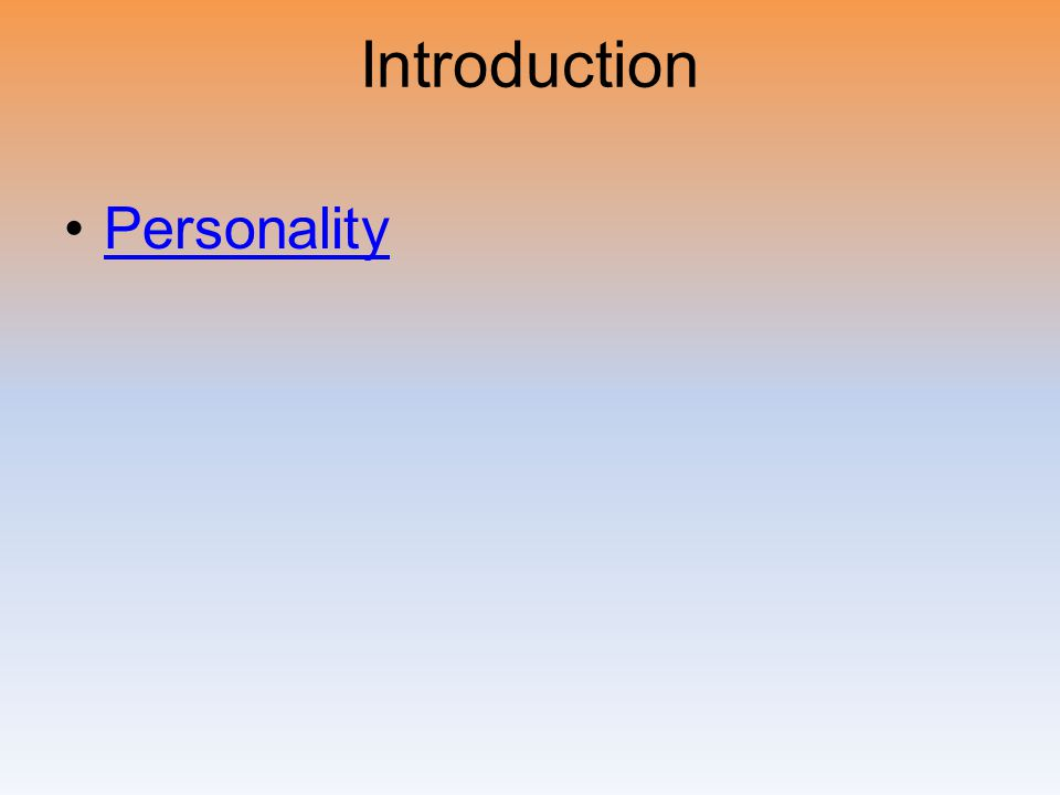 Personal Control Personal control –Two ways to study personal control Correlate people's feelings of control with their behaviors and achievements Experiment by raising and lowering people's sense of control and noting the effects