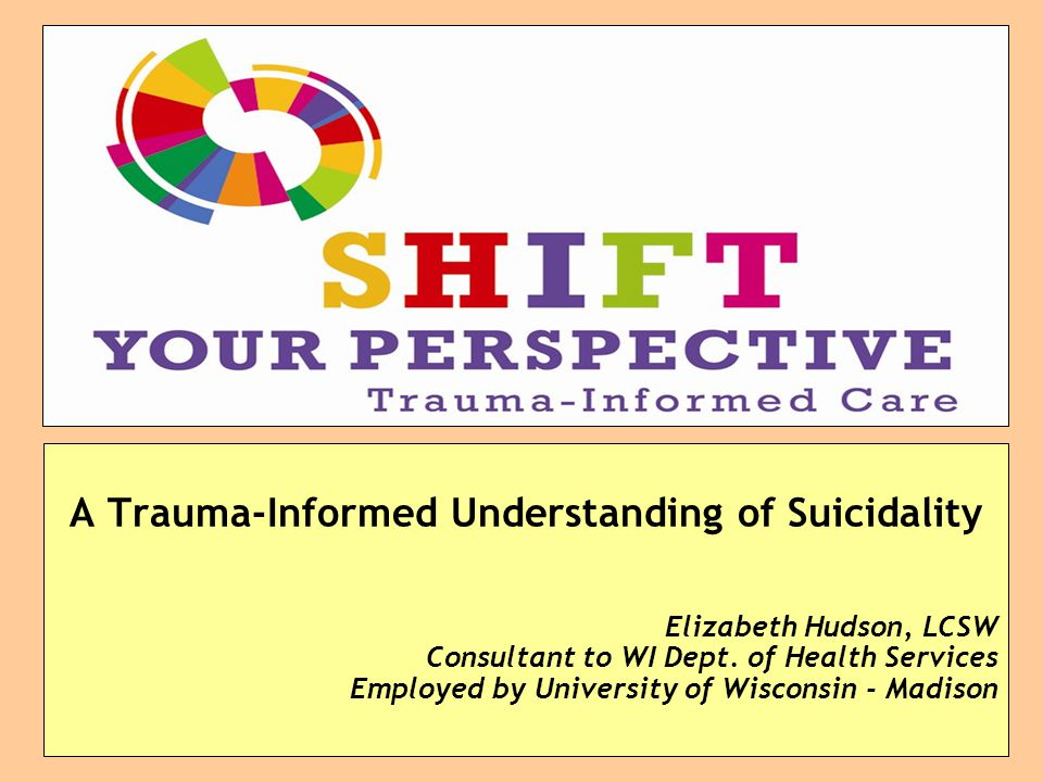Psychological Trauma - What is it.