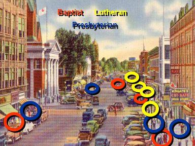 Presbyterian Lutheran