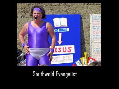 Southwold Evangelist