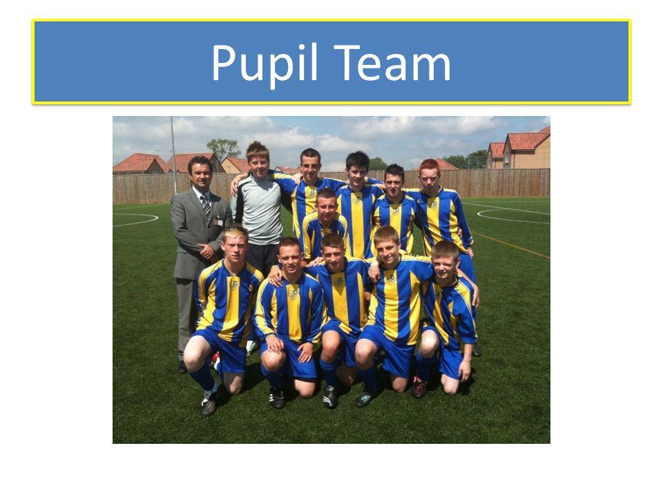 Pupil Team