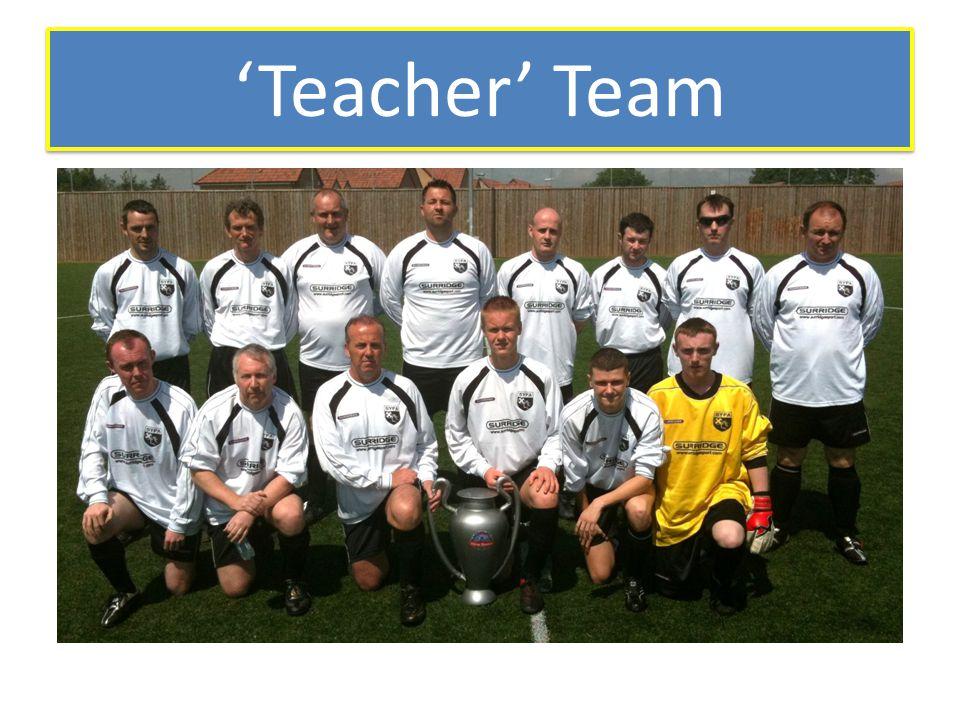 'Teacher' Team