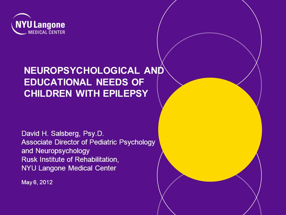 Issues for Child Physical/Medications Confusion Fear Self-esteem Missing school/activities Social issues / teasing Sibling issues 32Neuropsychological And Educational Needs Of Children With Epilepsy