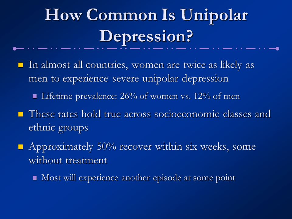 What Causes Bipolar Disorders.