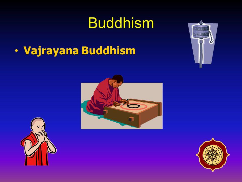 Buddhism Vajrayana Buddhism