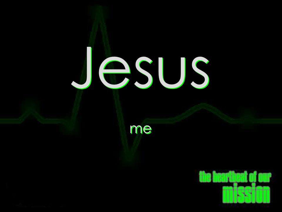 John 3:30 Jesus me