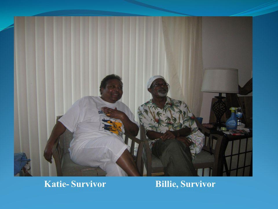 Katie- SurvivorBillie, Survivor