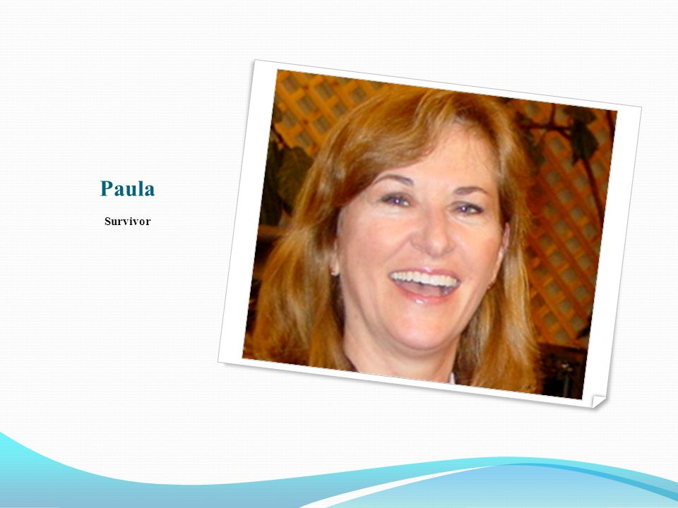Paula Survivor