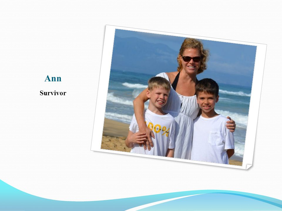 Ann Survivor