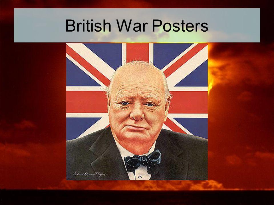 British War Posters