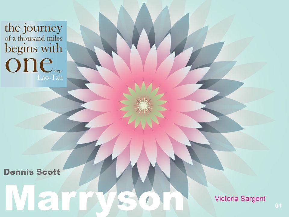 01 Dennis Scott Marryson g Victoria Sargent