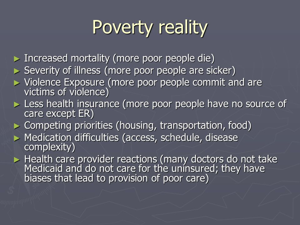 Shelter and poverty ► Federal minimum wage was raised to $6.55 in July '08.