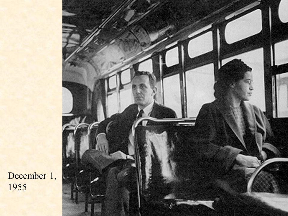 December 1, 1955