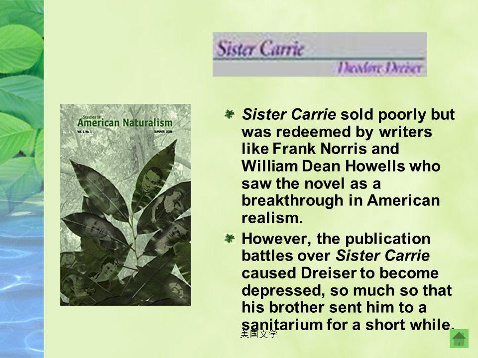 美国文学 The book was initially rejected by many publishers on the grounds that is was