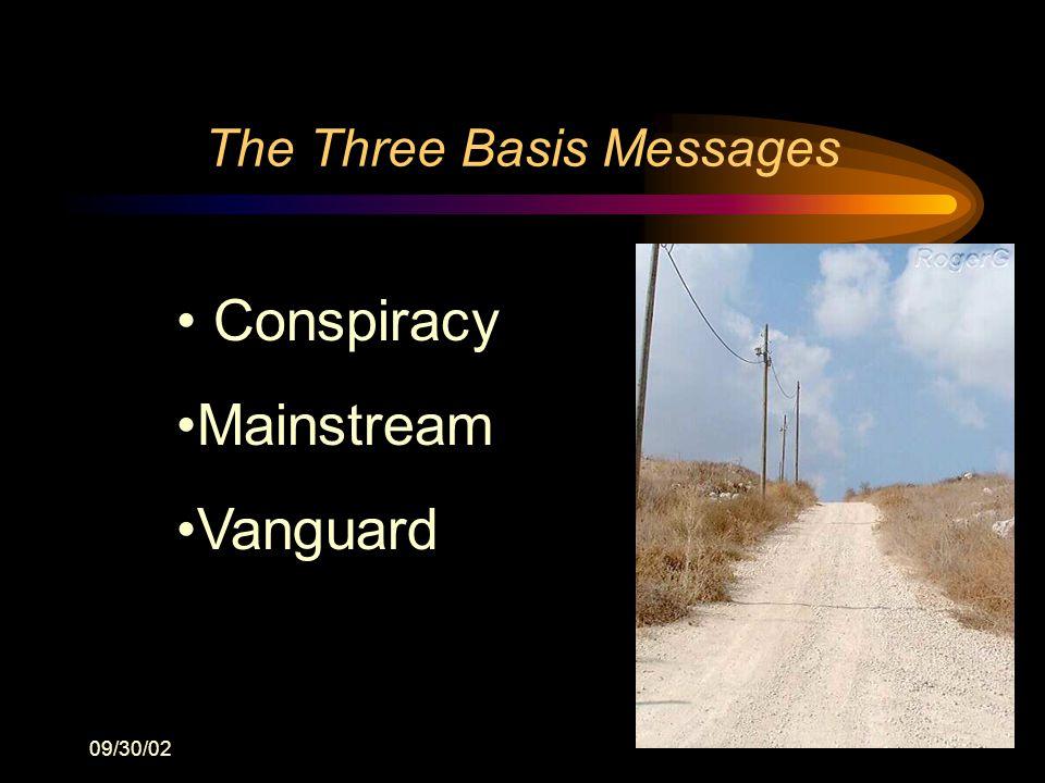 09/30/02 Propaganda.Steve Nelson of Burnt Ranch, California.