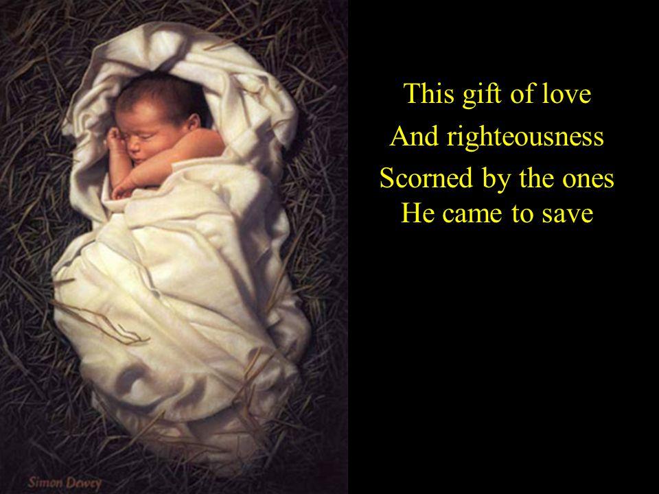 'Til on that cross As Jesus died The wrath of God Was satisfied