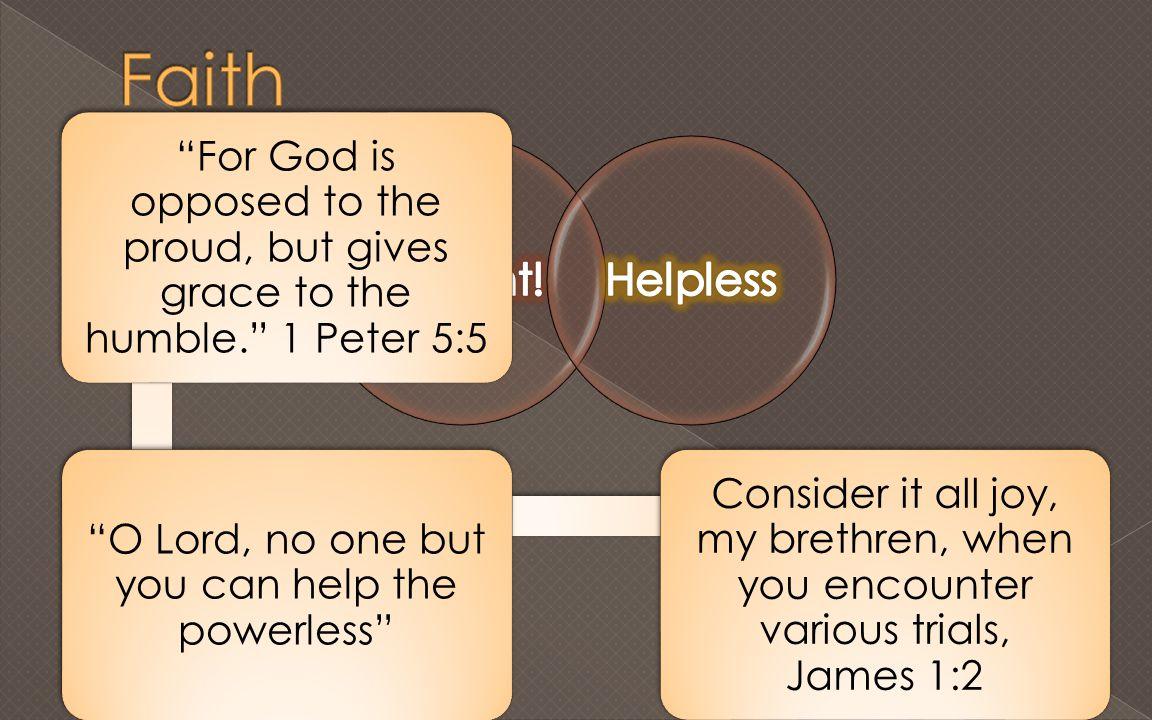 Faith in God Human Wisdom