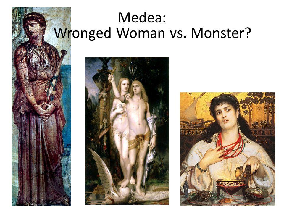Medea in Greek Myth as Witch as Barbarian as Helper MedeaMedea.