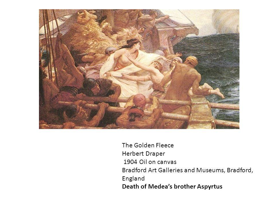 Medea, Theseus and Aegeus W. Russell Flint