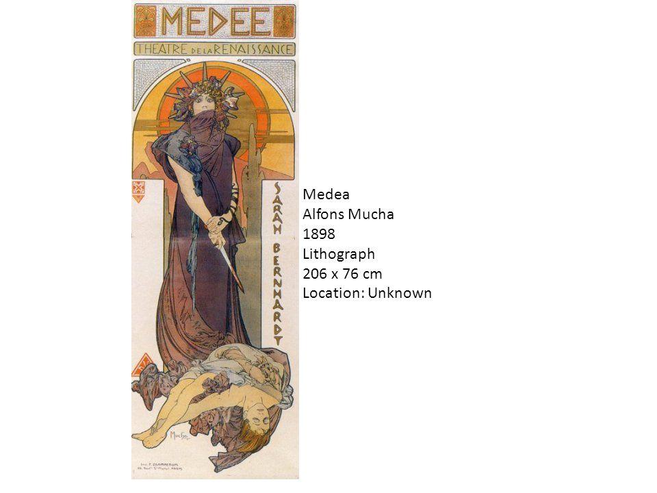 Medea Bernard Safran 1964 36 x 41 , oil on masonite