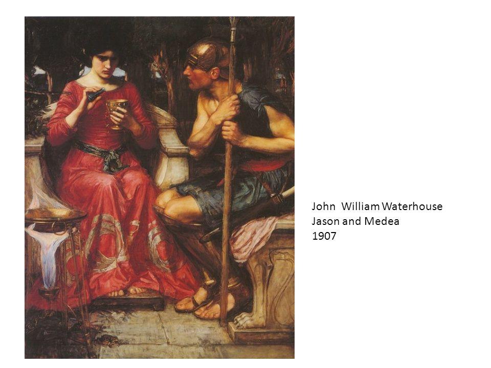 Jason and Medea Gustave Moreau 1865