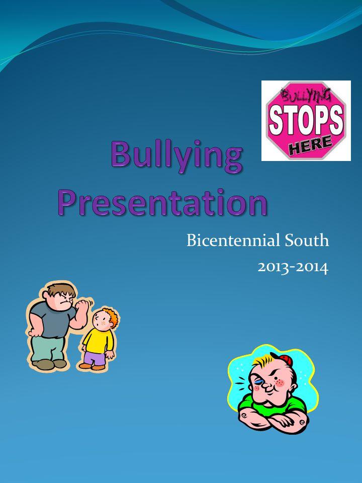 Bicentennial South 2013-2014