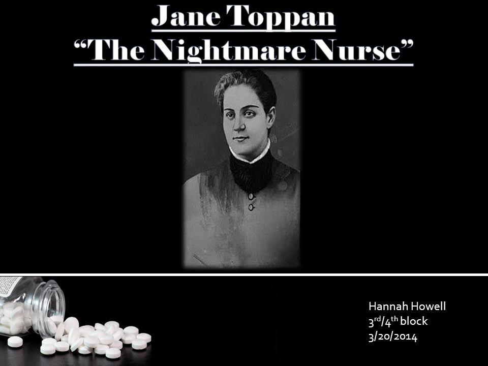 ♦ Jane was born in 1857 as Honora Kelley.♦ Jane's parents were Irish immigrants.