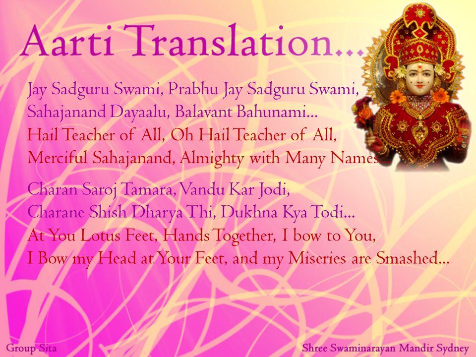 Charan Saroj Tamara, Vandu Kar Jodi, Charane Shish Dharya Thi, Dukhna Kya Todi...