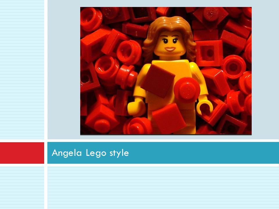 Angela Lego style