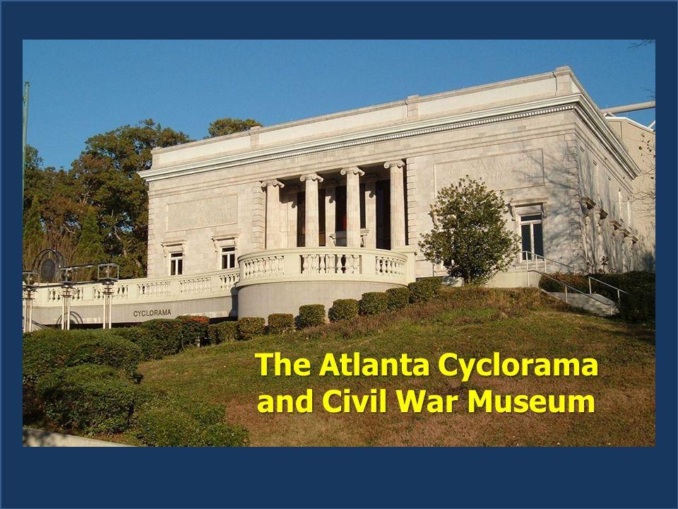 The Atlanta Cyclorama and Civil War Museum