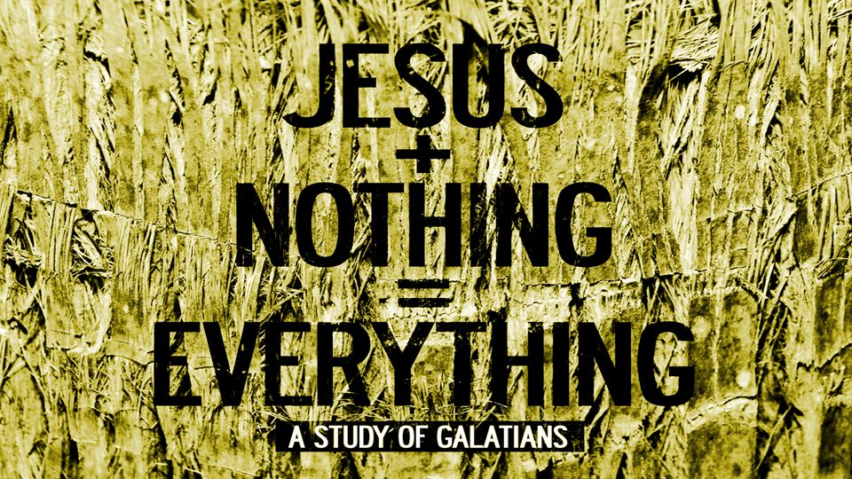 Galatians 3:13-14 13 Christ redeemed us from the curse of the law by becoming a curse for us, for it is written: Cursed is everyone who is hung on a tree.